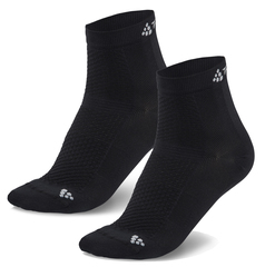Носки Craft Cool Black mid средней высоты