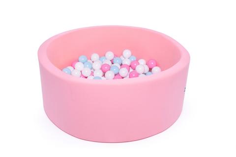 Сухой бассейн Anlipool 100/40см Персик комплект №3 Peach color
