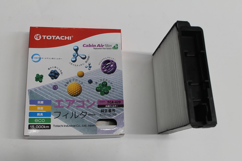 Фильтр салонный Totachi TCA-429