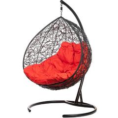 Подвесное кресло двухместное Gemini Lite Black