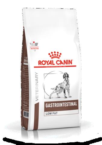 Royal Canin Gastrointestinal Low Fat 12 кг