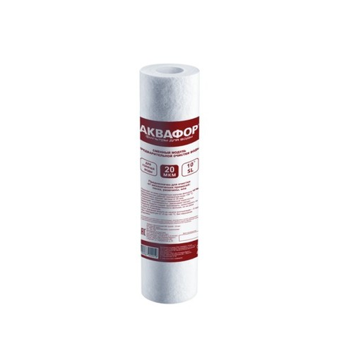 Элемент фильтрующий ЭФГ (63/250 – 20 мкм для горячей воды), арт. м2