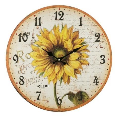 Настенные часы Aviere 25506