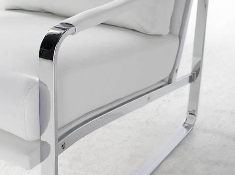Кресло SF399 белое