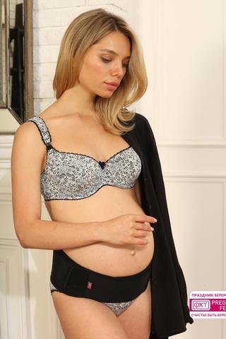 Бандаж для беременных универсальный 00132 чёрный