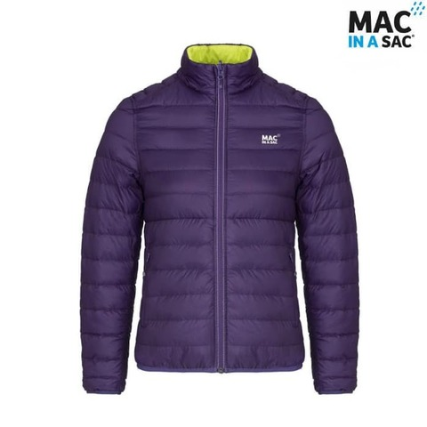 Пуховик Polar down jacket Grapel Mac in a Sac