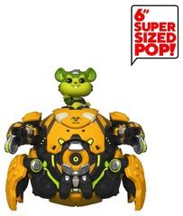 Super Sized Pop! Overwatch - Wrecking Ball (Exc) || Таран (Эксклюзив)