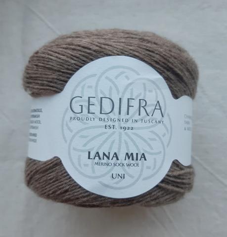 Gedifra Lana Mia Uni 910