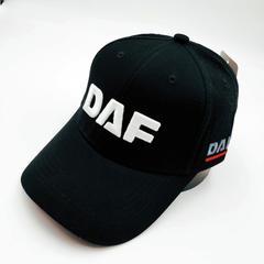 Кепка с логотипом DAF (Бейсболка ДАФ) черная