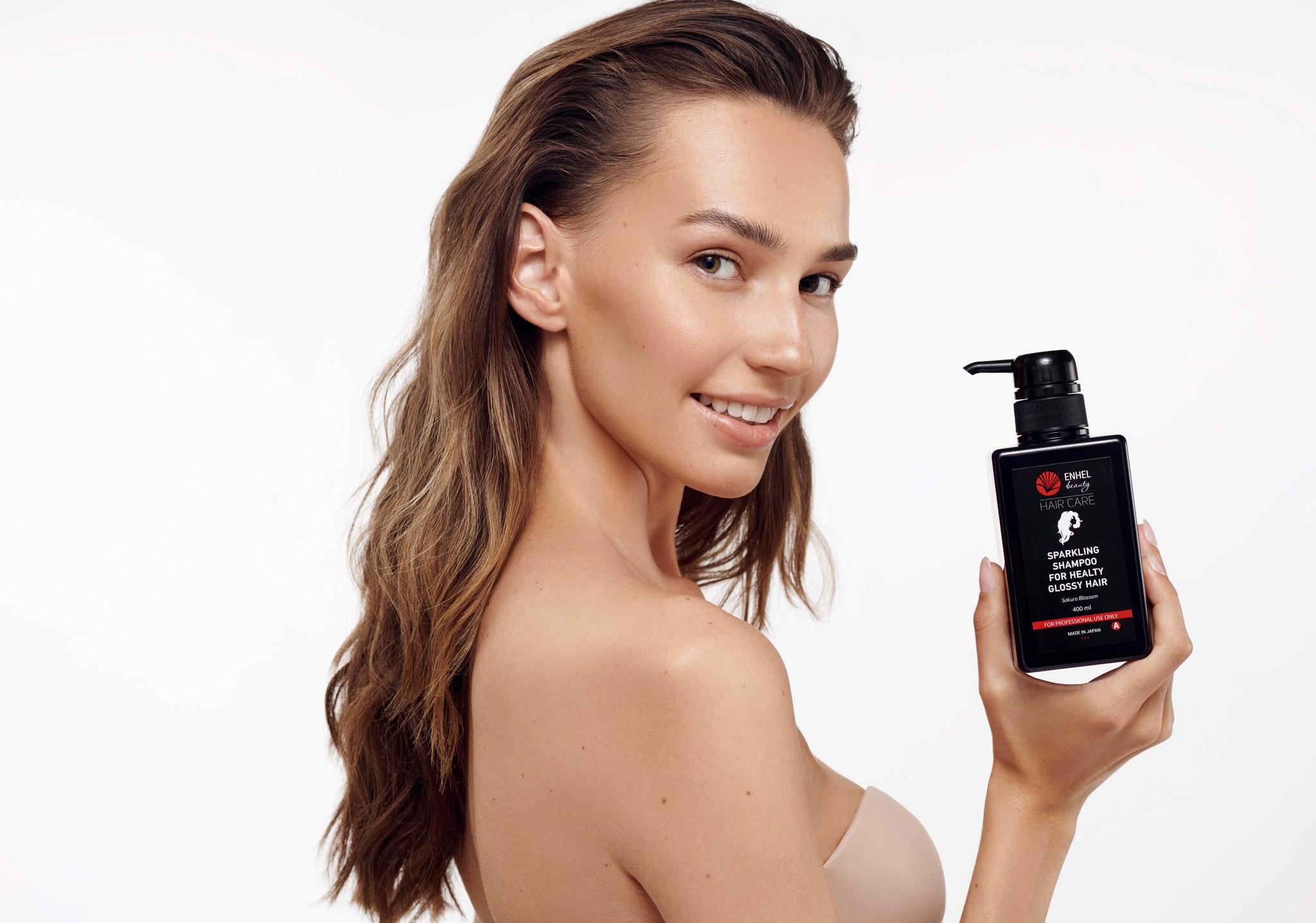 Терапевтический шампунь для восстановления волос