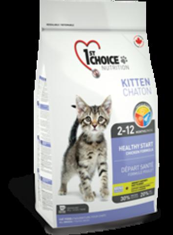 Kitten Healthy Start - для котят