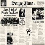 John Lennon & Yoko Ono & The Plastic Ono Band / Some Time In New York City (2LP)
