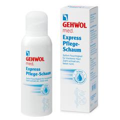 Gehwol Med Express Pflege Schaum - Экспресс-пенка для нормальной и сухой кожей ног