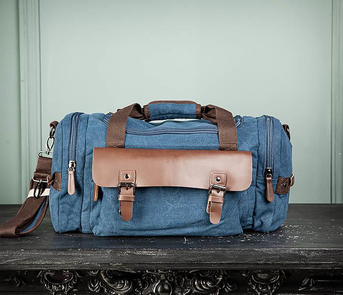 BAG502-3 Дорожная сумка для ручной клади средних размеров