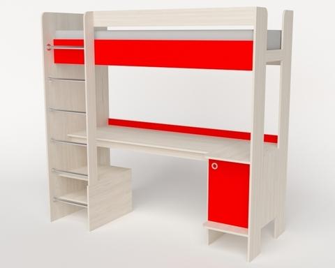 Кровать-стол ШИБУЯ-1 левая