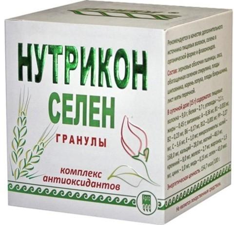 Нутрикон Селен, гранулы, 350г