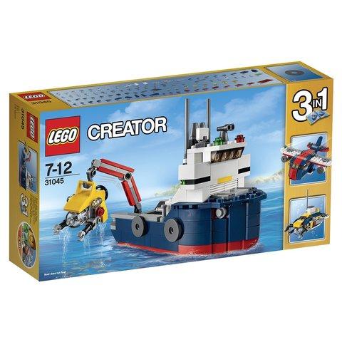 LEGO Creator: Морская экспедиция 31045 — Ocean Explorer — Лего Креатор Создатель