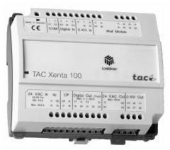 Зональный контроллер Tac Xenta 121-HP/24