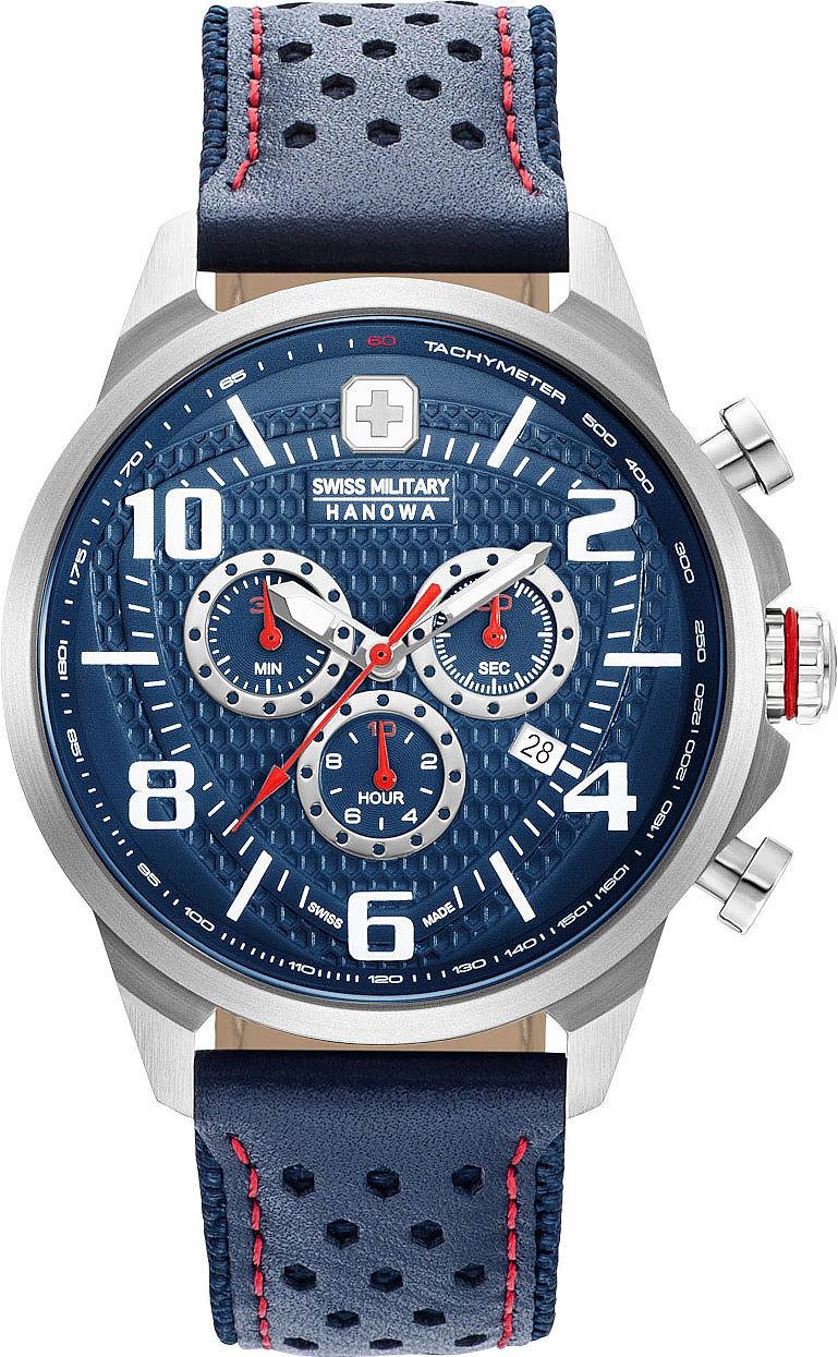 Часы мужские Swiss Military Hanowa06-4328.04.003 Airman Chrono