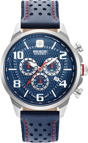 Часы мужские Swiss Military Hanowa06-4328.04.003 Airman Chrono