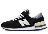 Кроссовки Мужские New Balance 990 Black White