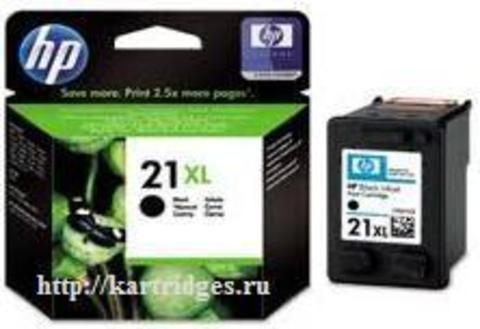 Картридж Hewlett-Packard (HP) C9351CE №21XL