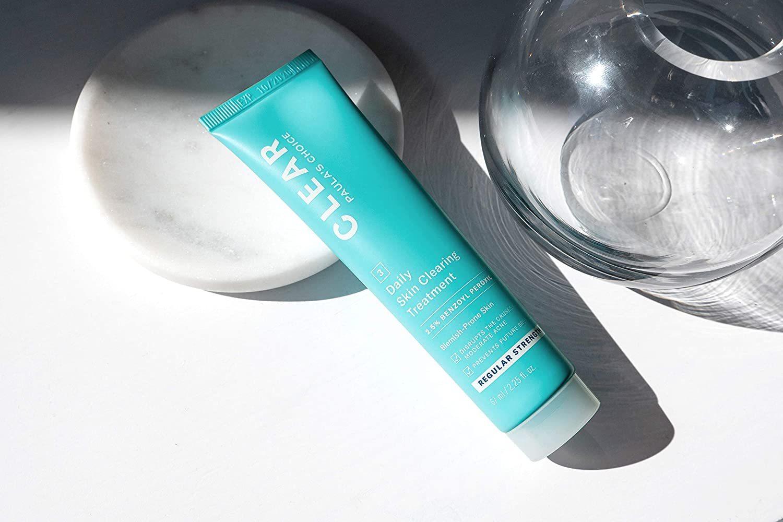 Крем Paula's Choice Clear Regular Strength Daily Skin Clearing Treatment With 2.5% Benzoyl Peroxide