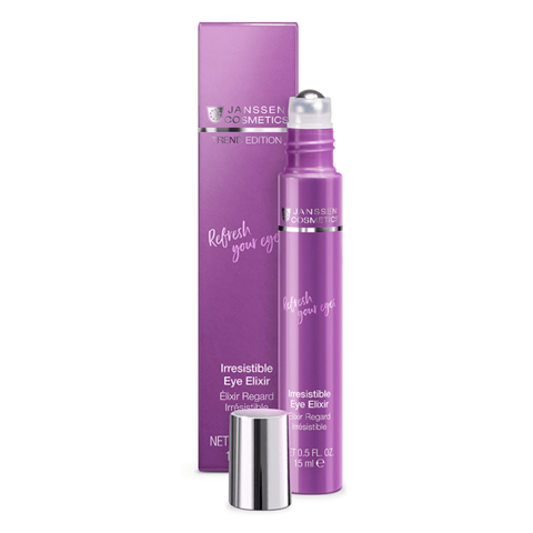 Укрепляющий концентрат для контура глаз Irresistible Eye Elixir, Trend Edition, Janssen Cosmetics, 15 мл