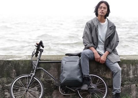 Рюкзак Xiaomi MI 26L Travel Business Backpack 15.6 Laptop Black Grey