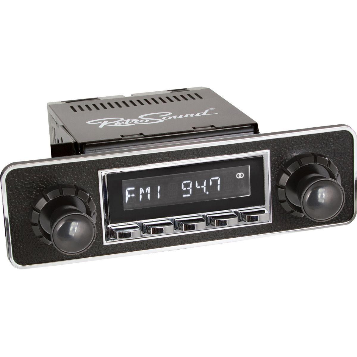 RetroSound RC900C black
