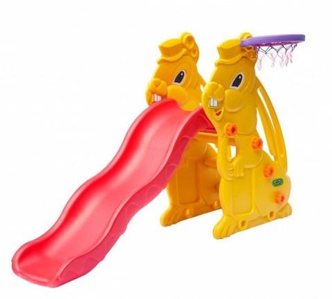 Детская горка «Кролик» PS-023