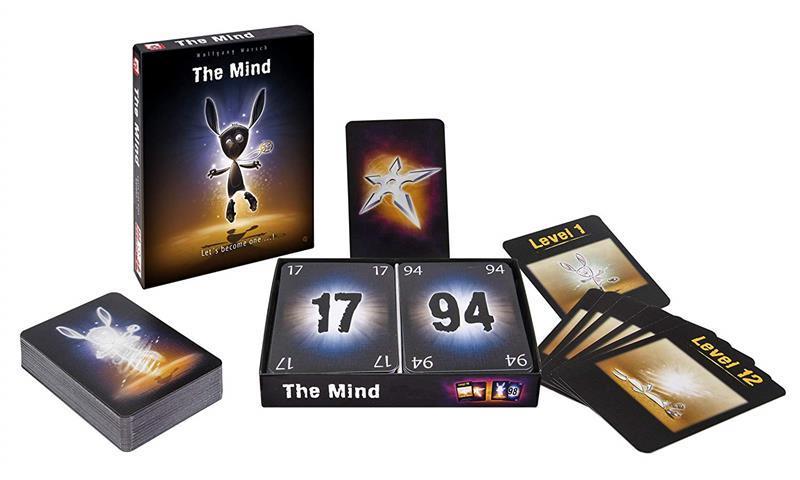 Настольная игра The Mind (на английском)