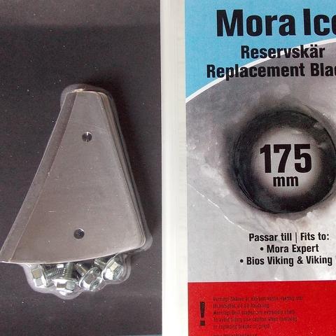 Ножи для ледобура MORA Expert + Viking 175 мм