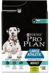 Сухой корм, Purina Pro Plan, для собак крупных пород с атлетическим телосложением с чувствительным пищеварением, с ягнёнком