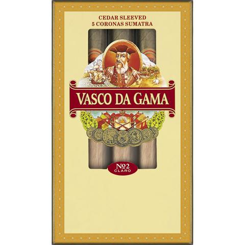 Сигары Vasco Da Gama Coronas №2 Claro