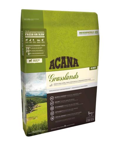 Acana Regionals Grasslands Cat корм беззерновой для кошек (ягненок) 1,8 кг