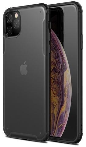 Чехол на телефон iPhone 11 Pro с черными рамками, серии Ultra Hybrid от Caseport