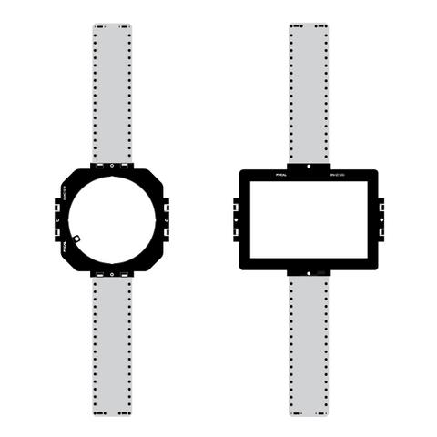 Focal Kit de Montage IC706V, IC706VST 300ICW6-IC1002