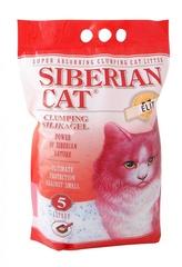 Сибирская кошка Элита селикагель (комкующийся)
