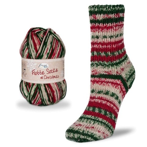 Rellana Flotte Socke Christmas 2601 купить