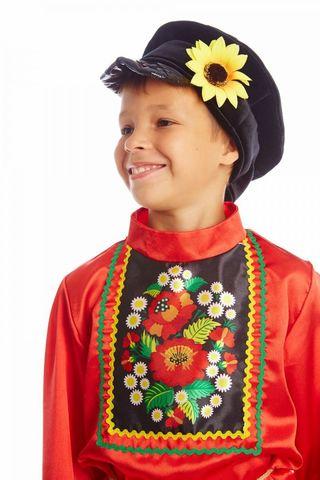 Русский народный костюм Хохлома 2