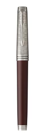 *Перьевая ручка Parker Premier  Crimson, F561, Red RT, перо: F123