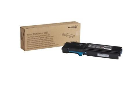 Картридж Xerox 106R02752 голубой