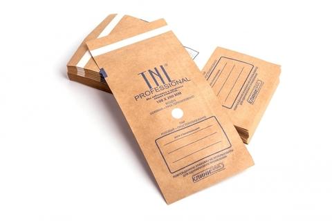 Крафт-пакеты для стерилизации инструментов TNL 75*150 мм