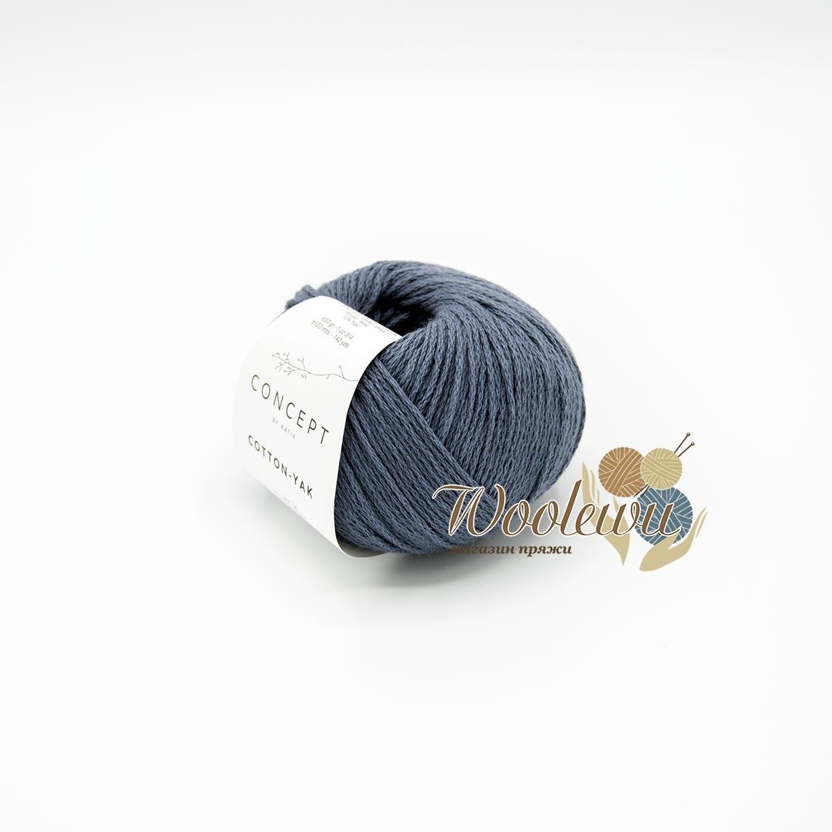 Katia Concept Cotton Yak - 116