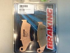 Колодки тормозные braking 772CM44