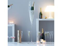 Набор из 4 бокалов-флейт LSA International Wine, 160 мл, фото 2