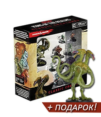 D&D Icons of the Realms: Classic Creatures Box Set + D&D Icons of the Realms: Demogorgon Gift