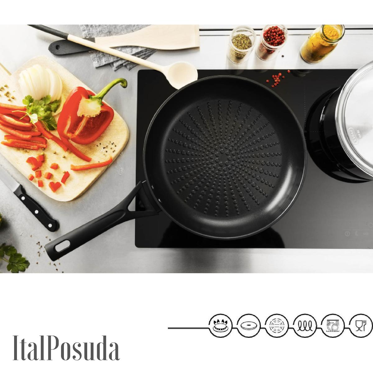 Сковорода Pyrex Expert Touch, 24 см