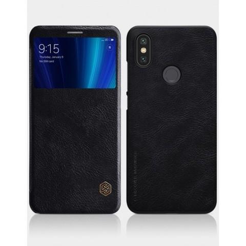 Чехол книжка Nillkin для Xiaomi Mi A2 Черный